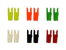 Solid Pin Arrow Nocks for Archery Shooting / Carbon / Aluminum Arrow