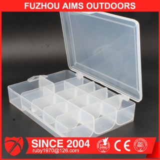 AIMS Wholesale fishing tackle plastic fishing box factory price